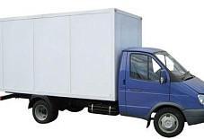 Газель удлиненная фургон, тент Москва